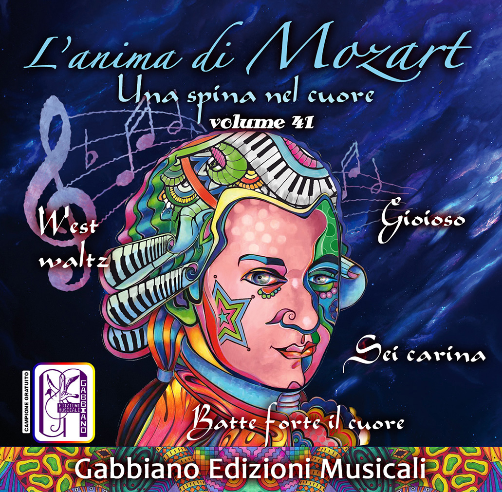 GBN141CD/CL - L'anima di Mozart - Volume 41
